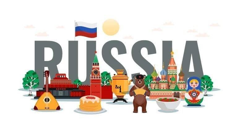 کشورهای روسی زبان کدامند