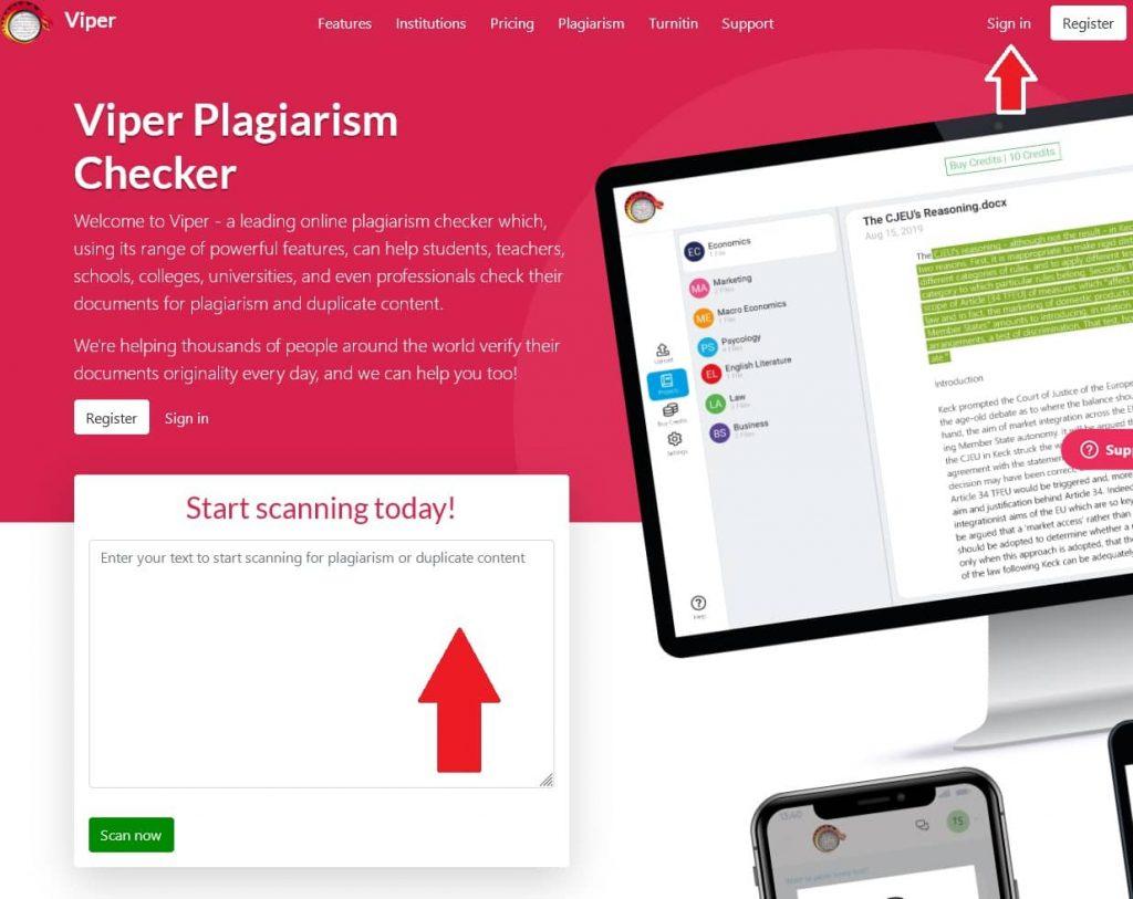 سایت Viper