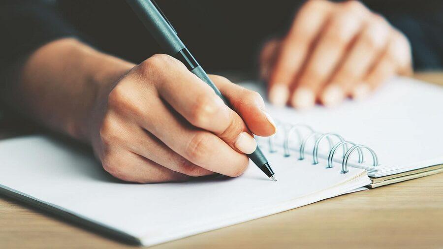 اصول نوشتن کتاب